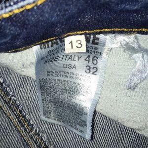 machine Jeans - Machine jeans
